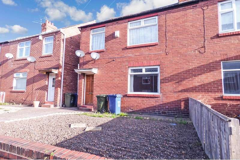 2 Bedrooms Property for sale in Chatsworth Gardens, Walker, Newcastle upon Tyne, Tyne and Wear, NE6 2TN