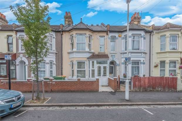 3 Bedrooms Terraced House for sale in Morris Avenue, Manor Park, London