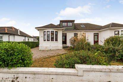4 Bedrooms Bungalow for sale in Kinpurnie Road, Paisley