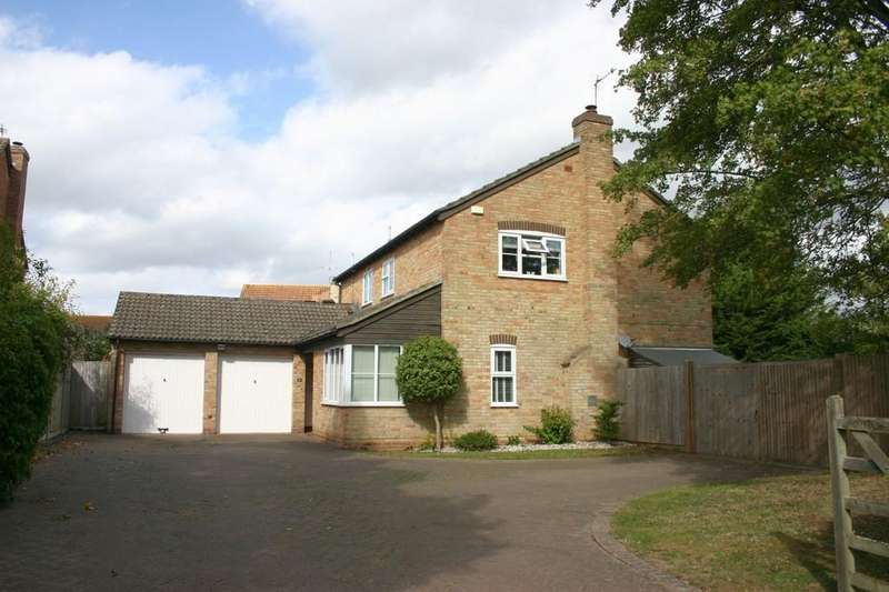 4 Bedrooms Detached House for sale in Agricola Way, Thatcham