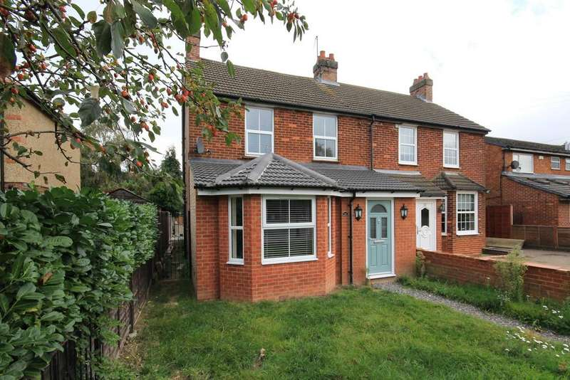 3 Bedrooms Semi Detached House for sale in Steppingley Road, Flitwick, MK45