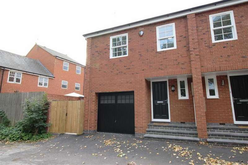 2 Bedrooms Semi Detached House for sale in Vivian Street, Chester Green, Derby