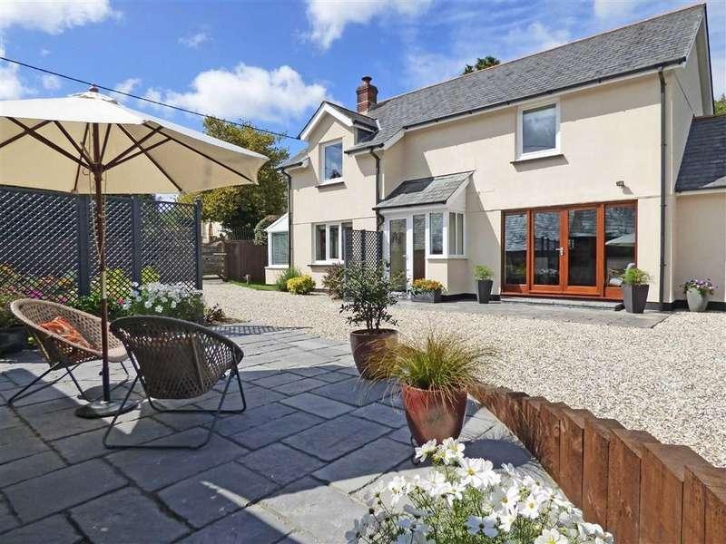 3 Bedrooms Detached House for sale in Kingscott, Torrington, Devon, EX38