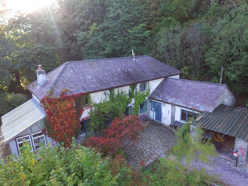3 Bedrooms Smallholding Commercial for sale in Betws Bledrws, Nr Lampeter