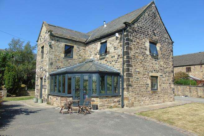 4 Bedrooms Detached House for sale in The Granary, Mitchell Street, Swaithe, Barnsley, S70 3QF