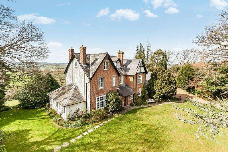 6 Bedrooms Detached House for sale in Witherenden Hill, Burwash