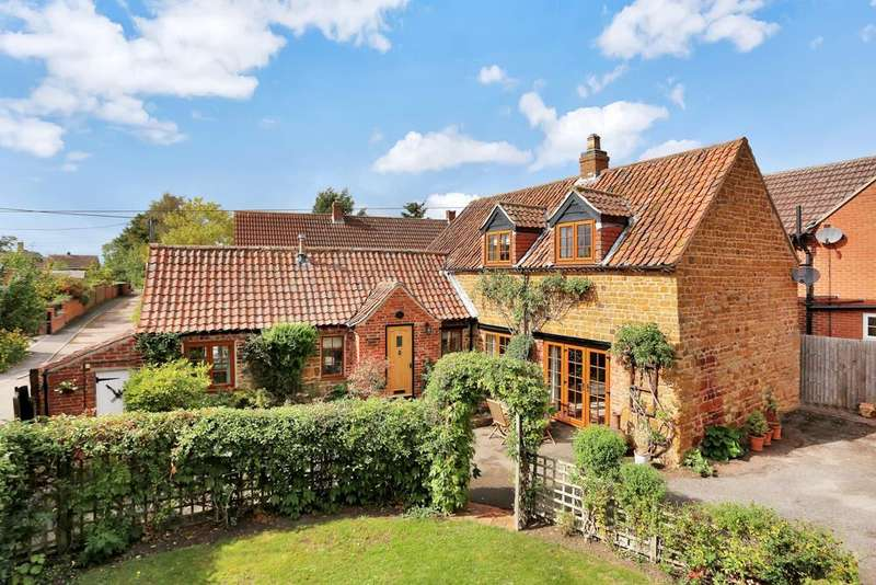 4 Bedrooms Unique Property for sale in Boyers Orchard, Harby, Melton Mowbray