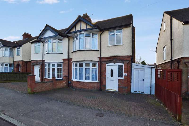 4 Bedrooms Semi Detached House for sale in Durham Road, St. Annes, Luton, LU2 0RD