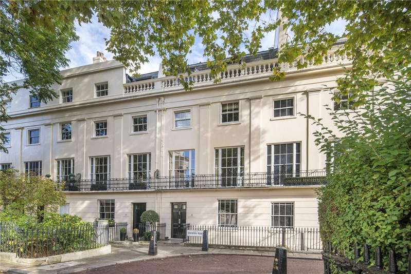 5 Bedrooms Terraced House for sale in Chester Place, Regents Park, London, NW1