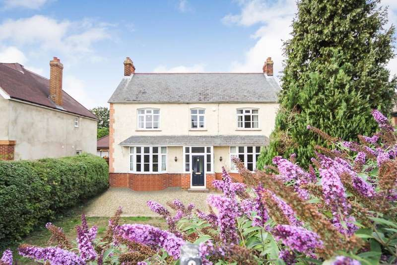 4 Bedrooms Detached House for sale in Station Road, Lower Stondon, SG16