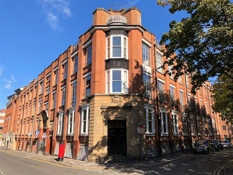 1 Bedroom Apartment Flat for sale in Wellington Street, Leicester