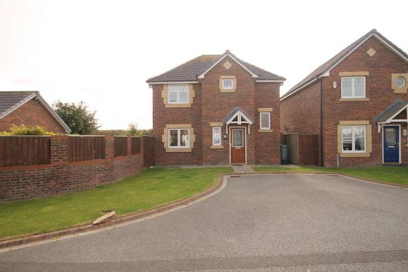 3 Bedrooms Detached House for sale in Hatfield Close, Hartlepool