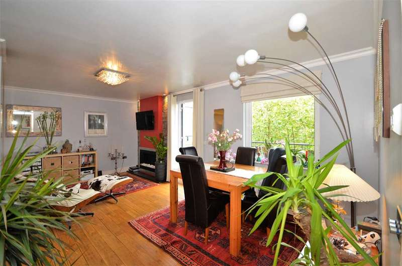 2 Bedrooms Penthouse Flat for sale in Gean Court, London