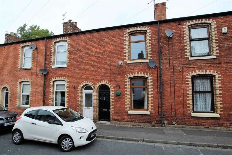2 Bedrooms Terraced House for sale in School Street, Walmer Bridge, Preston
