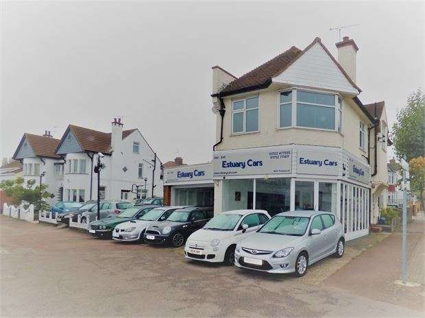 Land Commercial for sale in London Road, Leigh on sea, Leigh on sea, SS9 3NH