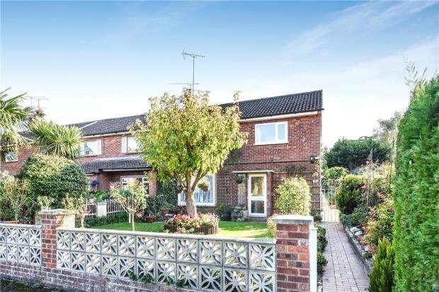 3 Bedrooms Semi Detached House for sale in Elizabeth Road, Wokingham, Berkshire