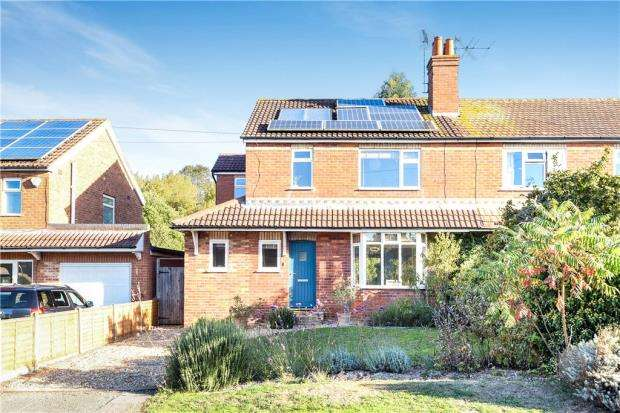 3 Bedrooms Semi Detached House for sale in Armour Hill, Tilehurst, Reading