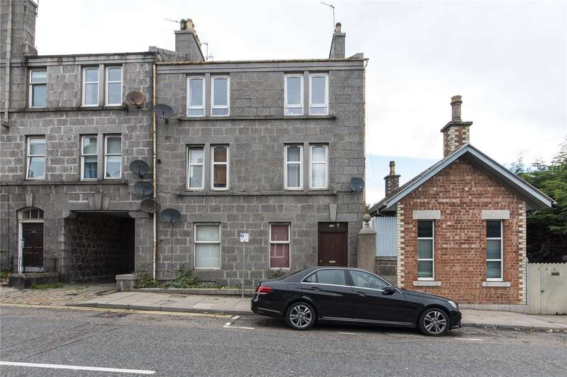 1 Bedroom Flat for sale in Hutcheon Street, Aberdeen, Aberdeenshire, AB25