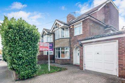 4 Bedrooms Semi Detached House for sale in Hill Rise, Kempston, Bedford, Bedfordshire