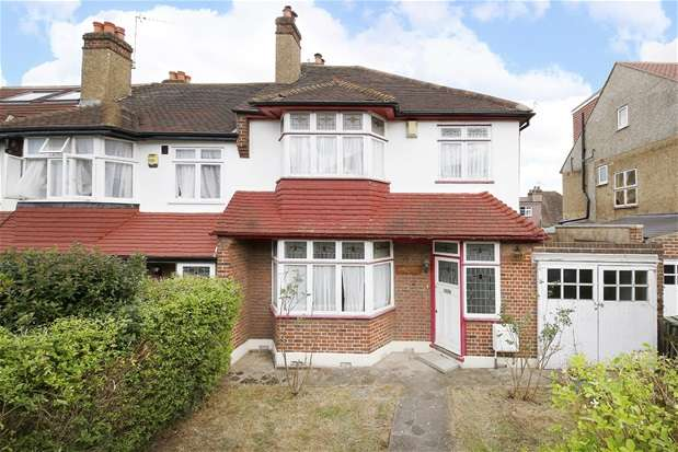 3 Bedrooms Semi Detached House for sale in Cambrian Close, West Norwood