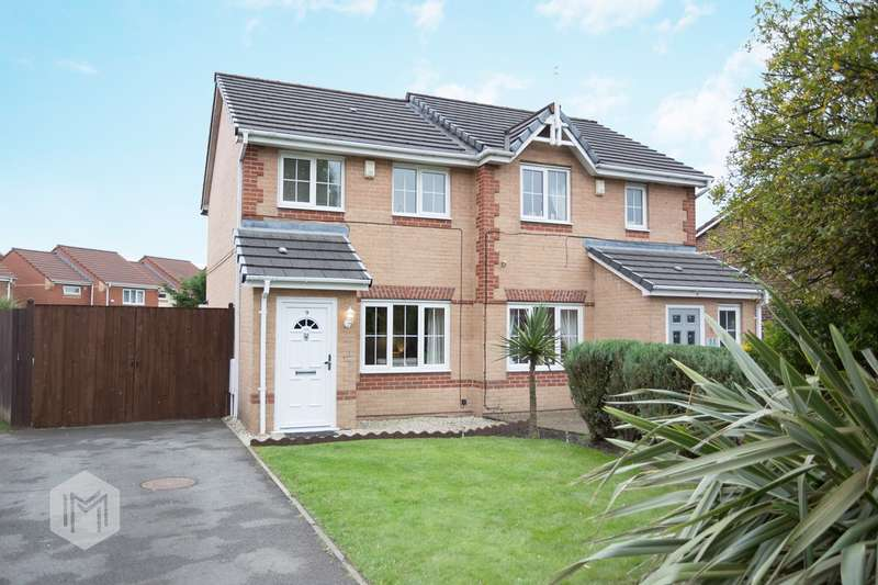 2 Bedrooms Semi Detached House for sale in Loweswater Road, Farnworth, Bolton, BL4