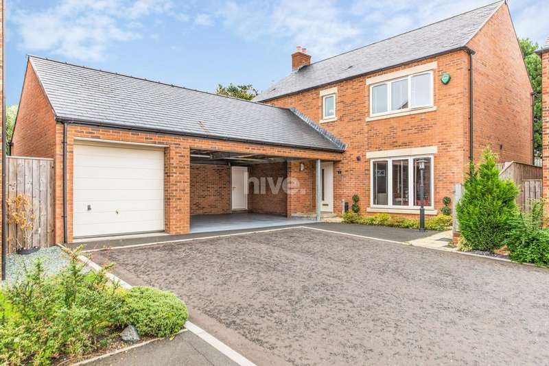 4 Bedrooms Detached House for sale in St Joseph's Close, Killingworth Village, Newcastle Upon Tyne