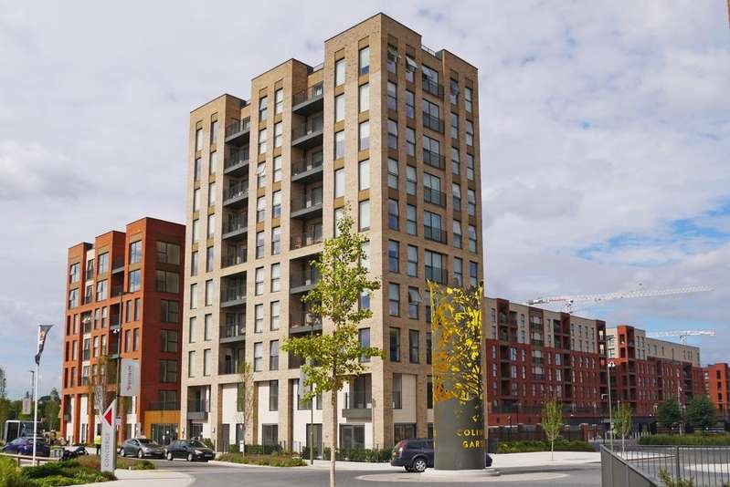 1 Bedroom Flat for sale in Peacon House, Colindale Gardens, Colindale NW9