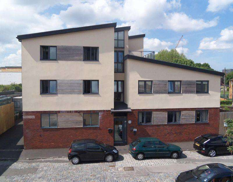 1 Bedroom Apartment Flat for sale in Union Road, Bristol