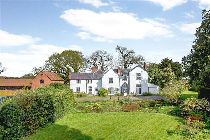 6 Bedrooms Detached House for sale in Lyonshall, Kington, HR5