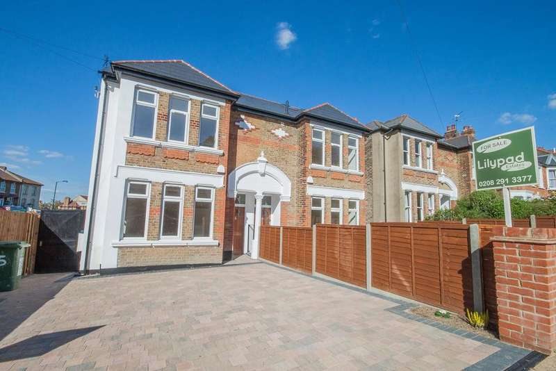 5 Bedrooms Semi Detached House for sale in Duncombe hill, London SE23