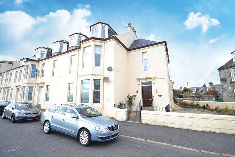 3 Bedrooms Apartment Flat for sale in 2 Portland Terrace, Troon, KA10 6AJ