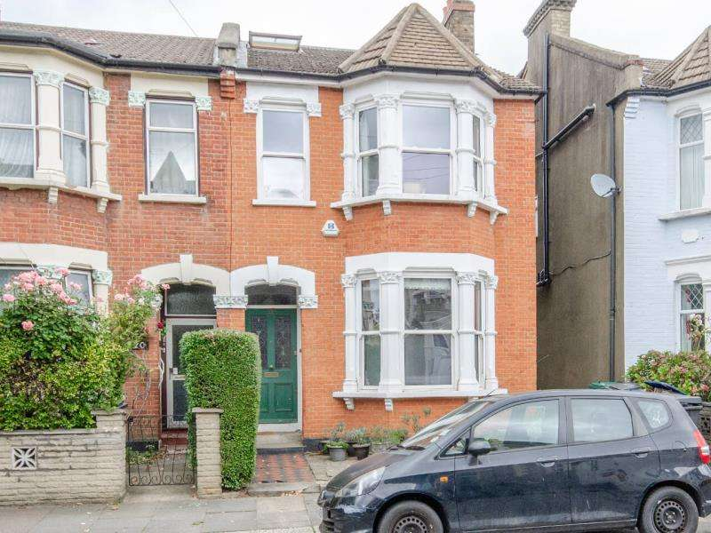 6 Bedrooms Semi Detached House for sale in Lincoln Road, N2