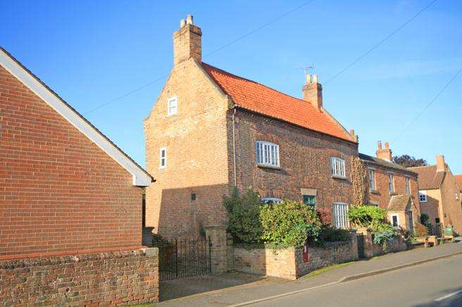6 Bedrooms Unique Property for sale in Ivy Cottage, Main Street, Caythorpe, Nottinghamshire NG14 7ED