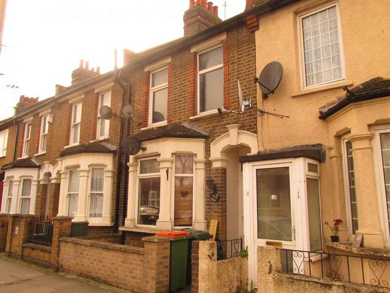 2 Bedrooms Terraced House for sale in Hilda Road, London, E16