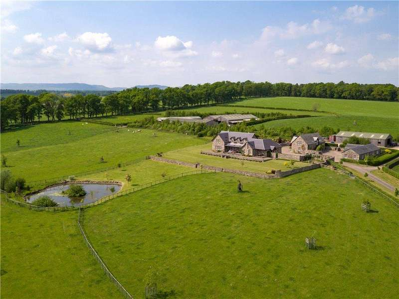 5 Bedrooms Farm House Character Property for sale in Luncarty, Perth, Perth and Kinross, PH1