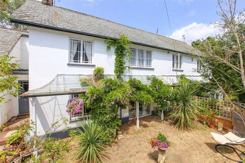 4 Bedrooms Semi Detached House for sale in Church Road, Lympstone