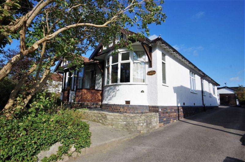 4 Bedrooms Detached Bungalow for sale in Gloucester Road North, Filton Park, Bristol