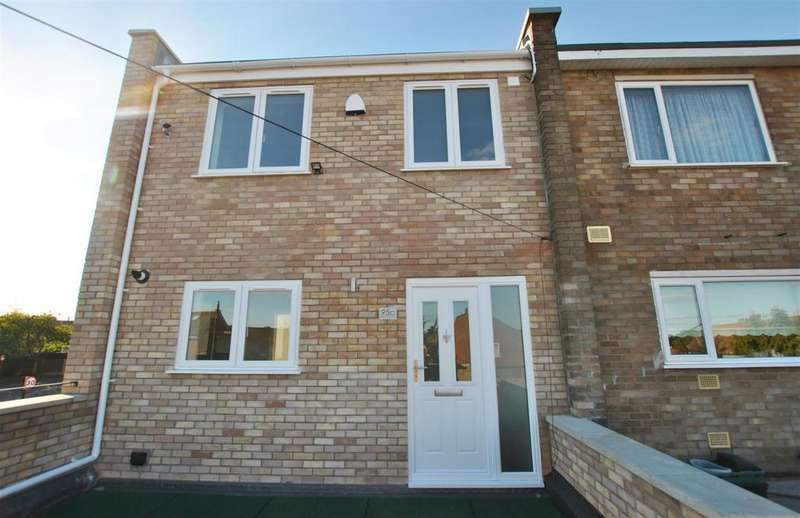 2 Bedrooms Maisonette Flat for sale in East Dundry Road, Whitchurch, Bristol