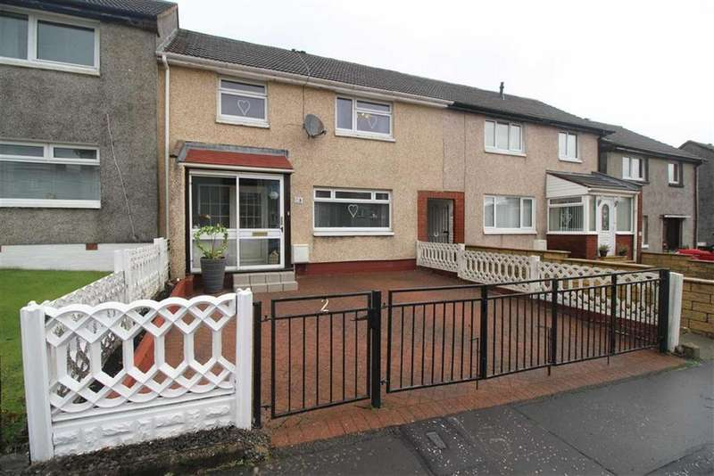 3 Bedrooms Terraced House for sale in Finnie Terrace, Gourock
