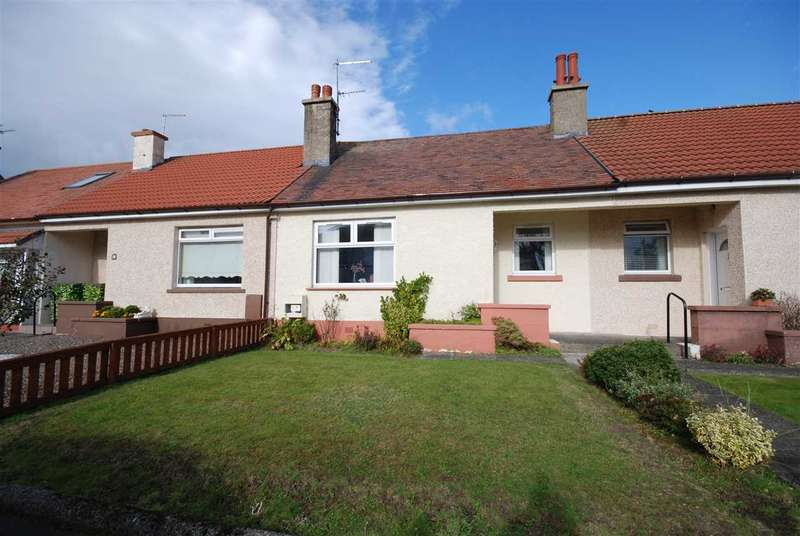 1 Bedroom Bungalow for sale in Churchill Drive, Ardrossan
