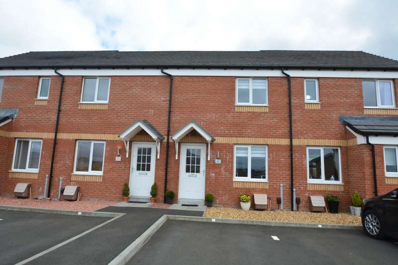 2 Bedrooms Terraced House for sale in Forge Way, Bishopton, PA7