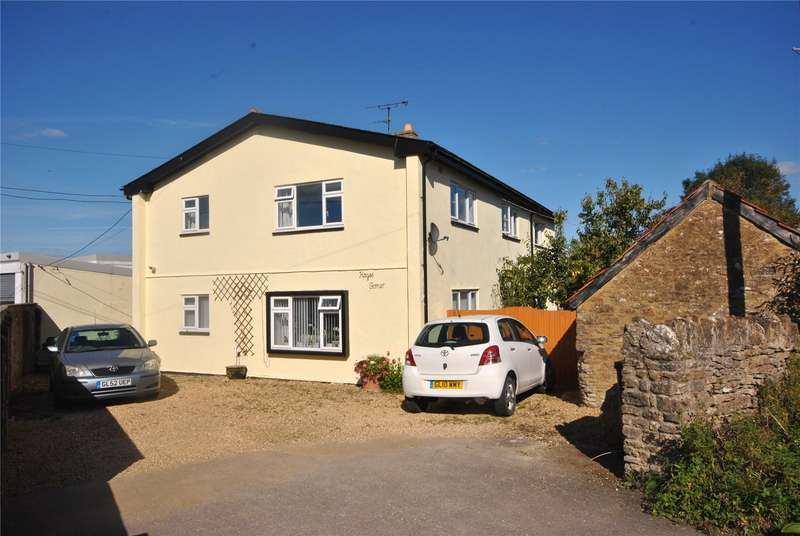 4 Bedrooms Detached House for sale in South Cheriton, Templecombe, Somerset, BA8