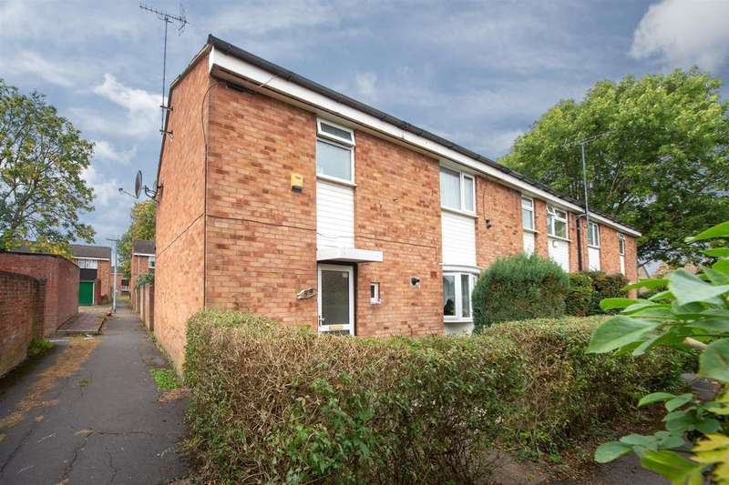 4 Bedrooms End Of Terrace House for sale in Brentwood Close, Houghton Regis, Dunstable