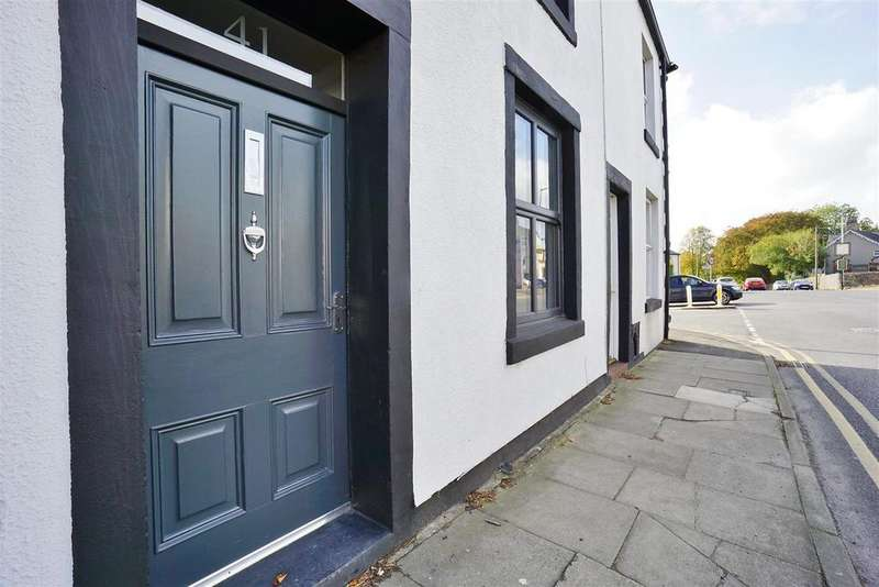 2 Bedrooms Terraced House for sale in Bawdlands, Clitheroe