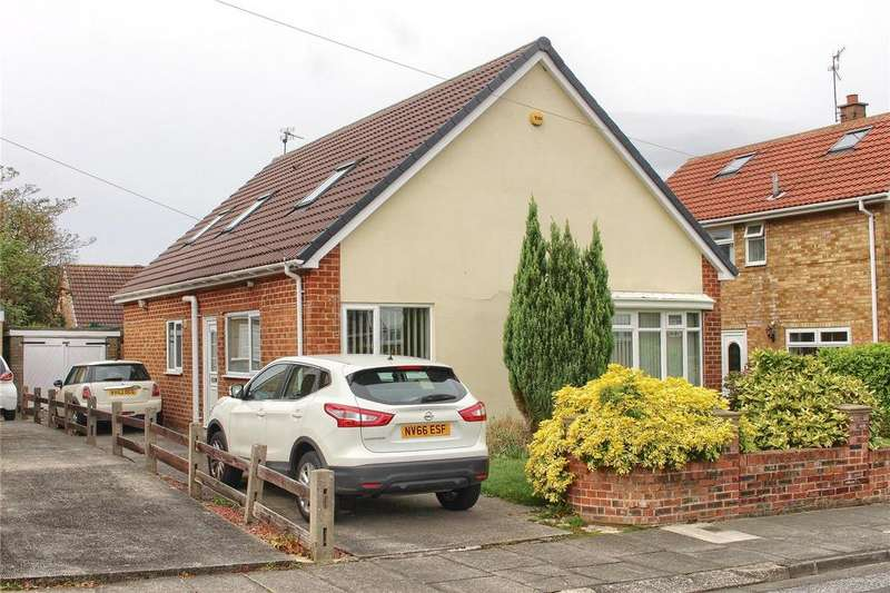 4 Bedrooms Detached Bungalow for sale in Ampleforth Avenue, Normanby