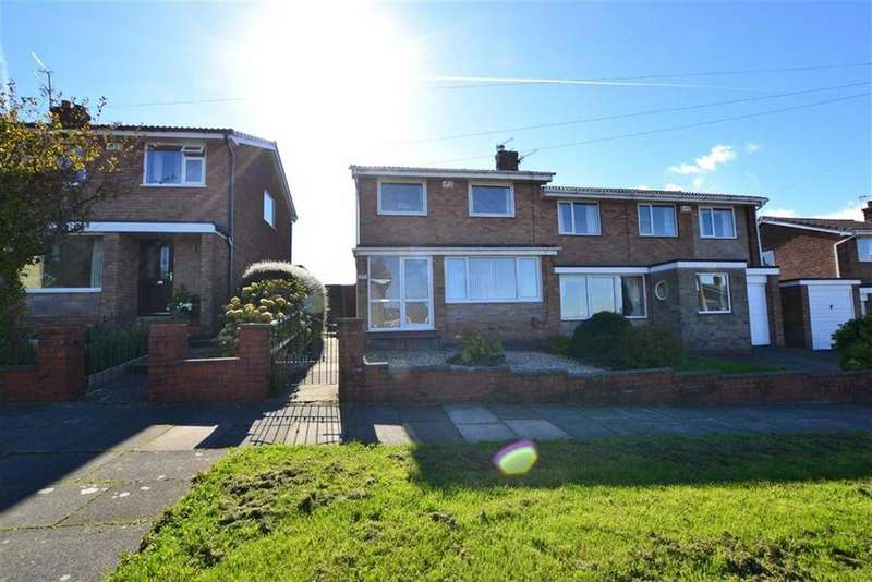3 Bedrooms Semi Detached House for sale in Marton Drive, Burnley, Lancashire