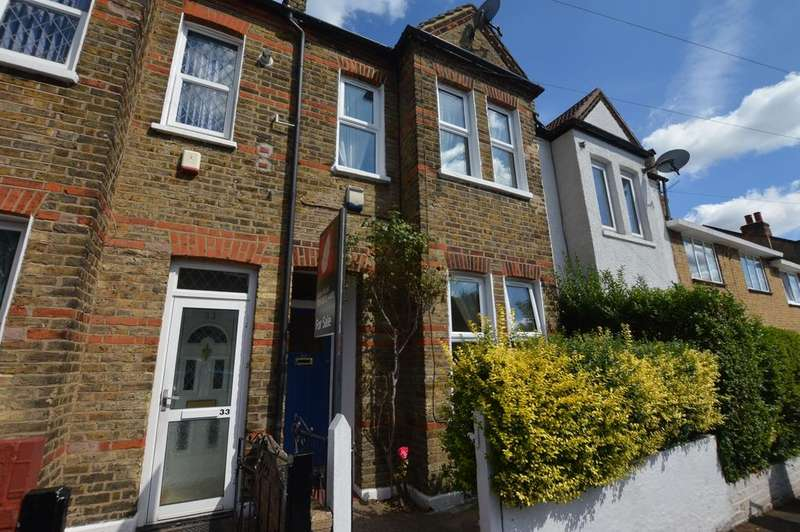 2 Bedrooms Cottage House for sale in Sunnydene Street London SE26