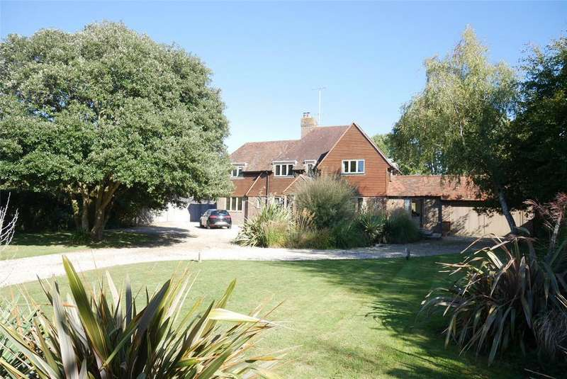 5 Bedrooms Detached House for sale in Milton Street, Nr Alfriston, East Sussex, BN26