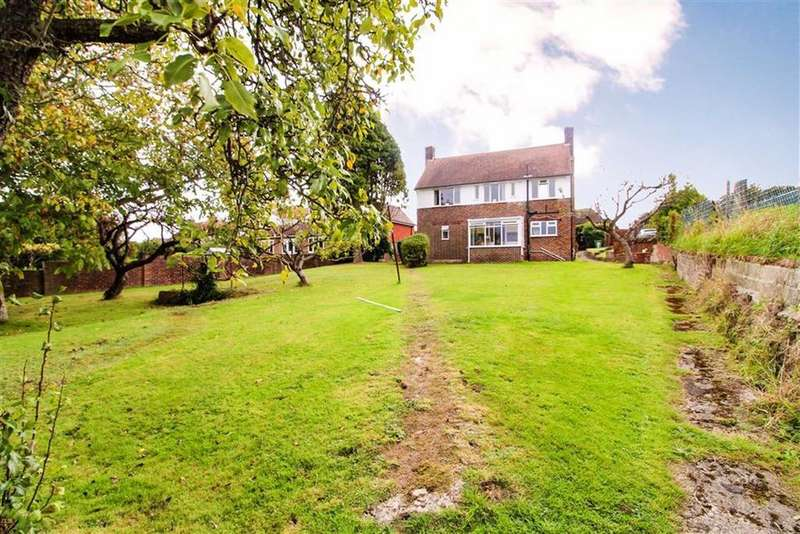 4 Bedrooms Detached House for sale in Amherst Road, Hastings, East Sussex