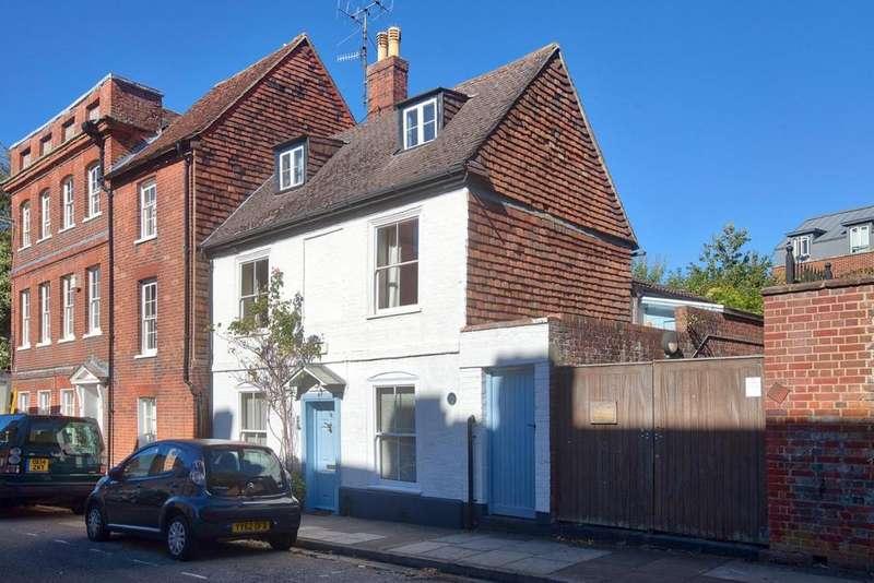 4 Bedrooms Semi Detached House for sale in St Ann Street, Salisbury